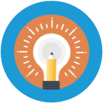 Lightbulb icon for Getting Started