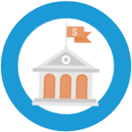 Bank icon for Monetize Your Blog